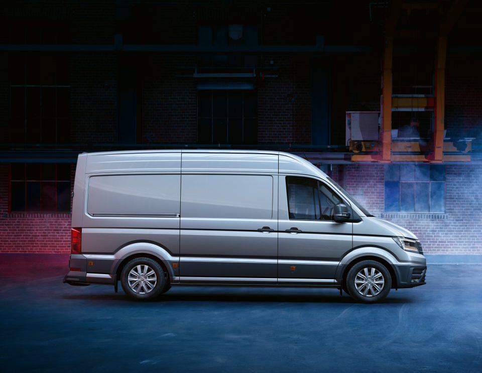 Nuevo Volkswagen Crafter, el vehículo comercial perfecto