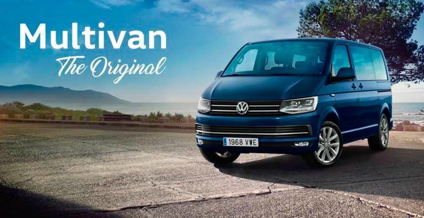 Nuevo Volkswagen Multivan The Original, elige tenerlo todo