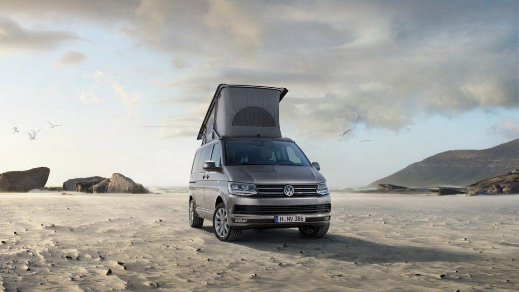 Volkswagen California, vive las rutas que quieras recorrer