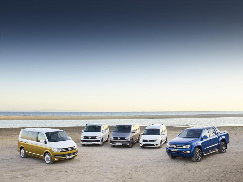 Nueva gama Life de Volkswagen, para los más aventureros