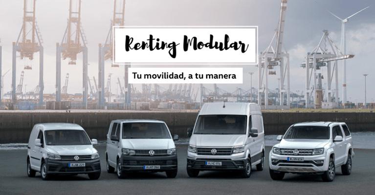 Renting Modular, disfruta de un vehículo nuevo durante 4 años