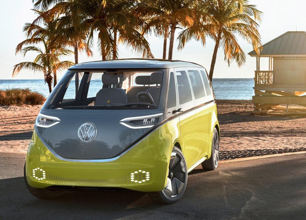 Volkswagen I.D. BUZZ, el clásico se actualiza