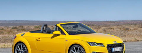 Nuevo Audi TT, el icono del diseño se actualiza