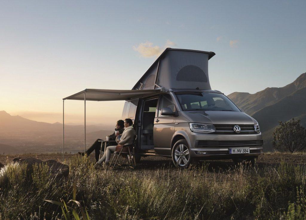 Continúa el éxito de las Volkswagen California y Multivan