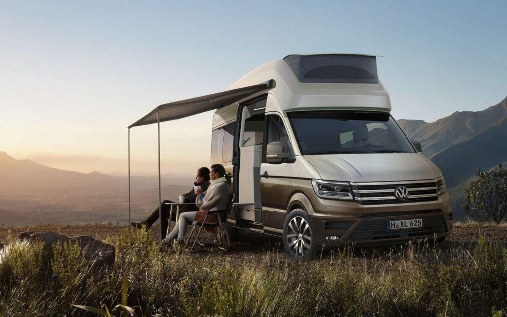 Volkswagen California XXL: pronto llegará la camper más lujosa