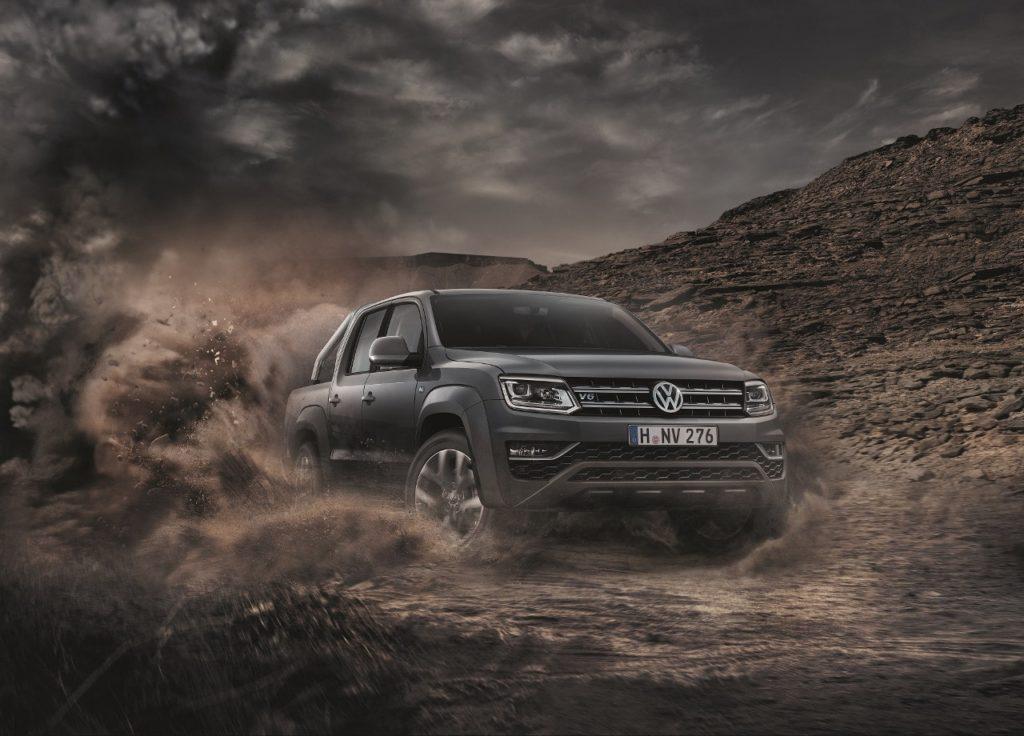 Nuevos motores y más equipamiento para el Volkswagen Amarok