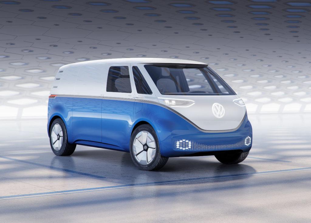 Los Vehículos Comerciales Volkswagen que vendrán