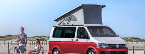 Descubre todas las furgonetas camper de Volkswagen
