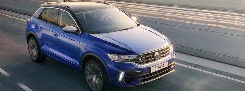 Nuevo Volkswagen T-Roc R, el SUV compacto con 300 CV