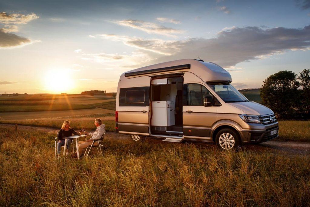 Nuevo Volkswagen Grand California, un hogar sobre ruedas