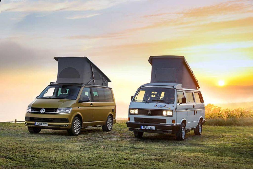 Te presentamos la Volkswagen California 30 Aniversario