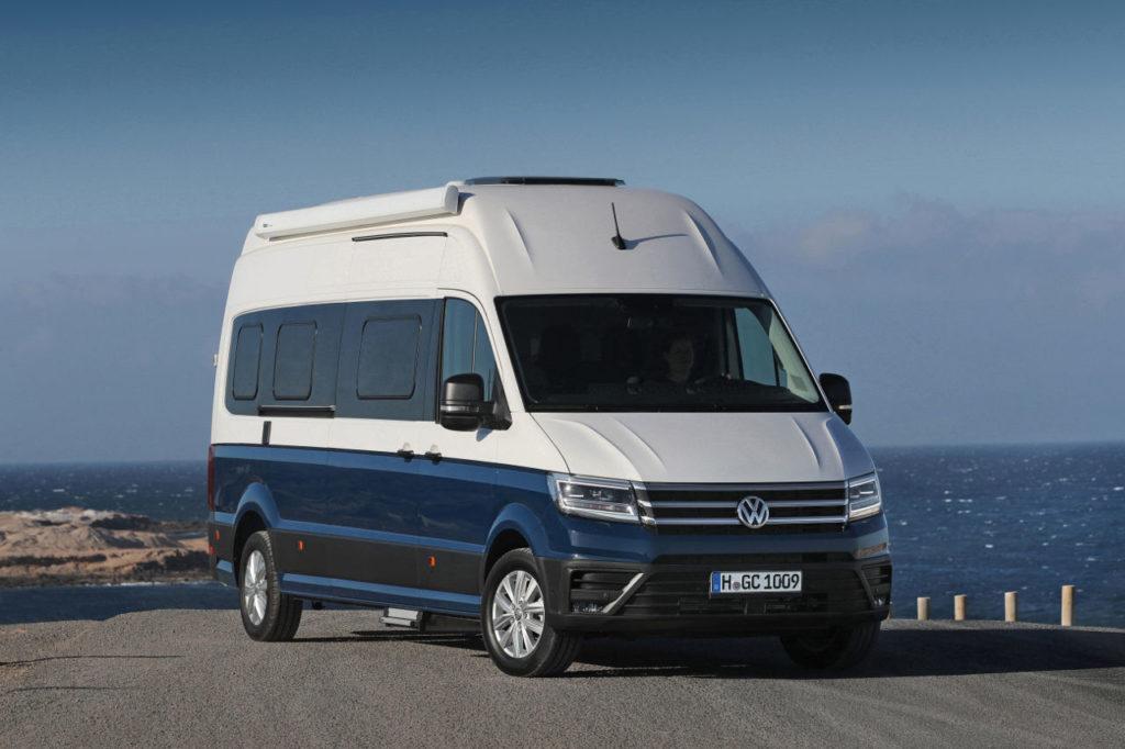 El nuevo Volkswagen Grand California, muy pronto disponible