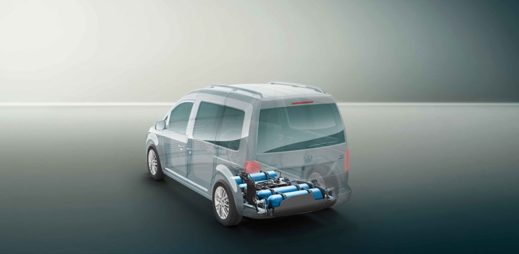¿Conoces todas las ventajas del Volkswagen Caddy GNC?
