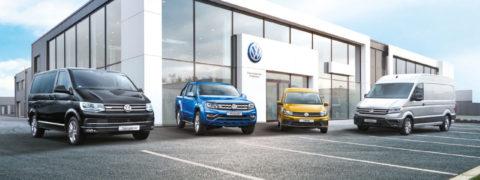 Ventajas de las ofertas My Renting de Volkswagen Vehículos Comerciales