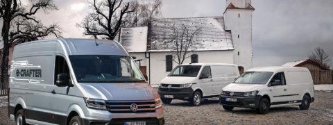Volkswagen Vehículos Comerciales completa su gama de vehículos de reparto de última milla 100% eléctricos
