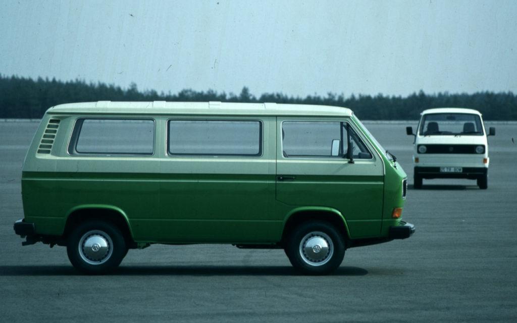 La Volkswagen Multivan T3 cumple 35 años