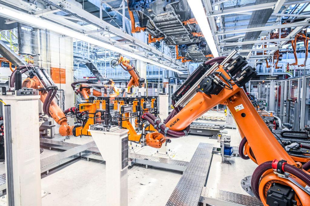 Cambios en la línea de producción de Volkswagen Vehículos Comerciales para los nuevos Multivan e ID. Buzz