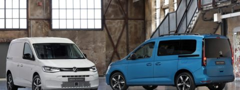 El nuevo Volkswagen Caddy se renueva de arriba a abajo