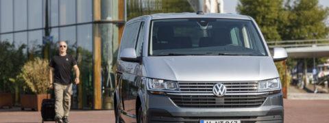 Volkswagen mejora las emisiones y consumos de Multivan, Transporter, Caravelle y California