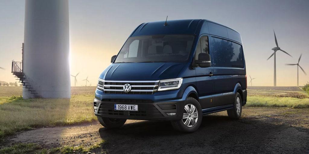 Volkswagen e-Crafter: más eficiencia y menos emisiones