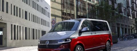 Volkswagen Multivan: tres opciones de equipamiento para el transporte de pasajeros premium